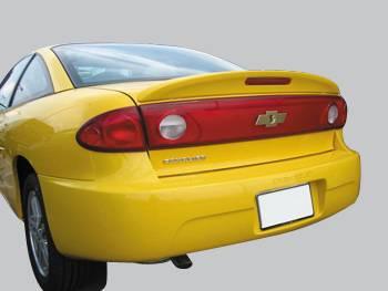 Spoilers - Custom Wing - VIS Racing - Chevrolet Cavalier VIS Racing Factory Syle Spoiler - 03CHCAV2DOE-003