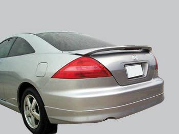 Spoilers - Custom Wing - VIS Racing - Honda Accord 2DR VIS Racing Factory Style Spoiler - 03HDACC2DOE-003