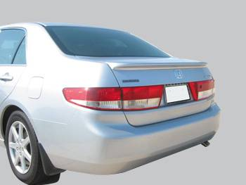 Spoilers - Custom Wing - VIS Racing - Honda Accord 4DR VIS Racing Factory Style Type 2 Spoiler - 03HDACC4DOE2-003