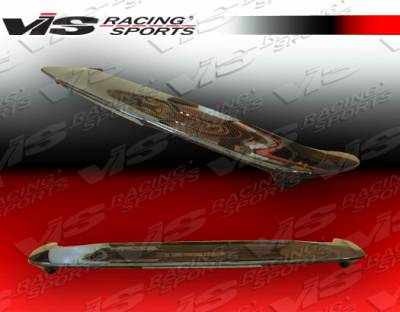Spoilers - Custom Wing - VIS Racing - Infiniti G35 2DR VIS Racing OEM Style Carbon Fiber Spoiler - 03ING352DOE-003C