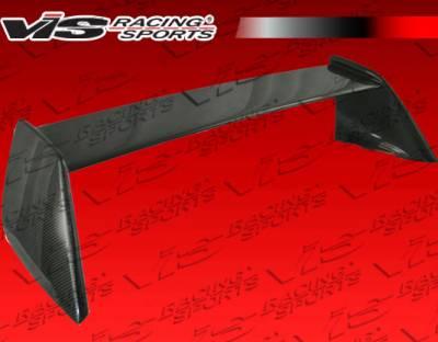 Spoilers - Custom Wing - VIS Racing - Mitsubishi Evolution 8 VIS Racing OEM Spoiler - 03MTEV84DOE-003