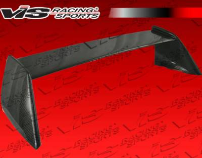 Spoilers - Custom Wing - VIS Racing - Mitsubishi Lancer VIS Racing OEM Style Carbon Fiber Spoiler - 03MTEV84DOE-003C