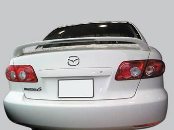 Spoilers - Custom Wing - VIS Racing - Mazda 6 VIS Racing Factory Style Spoiler - 03MZ64DOE-003