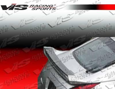 Spoilers - Custom Wing - VIS Racing - Nissan 350Z VIS Racing Invader-1 Spoiler - 03NS3502DINV1-003