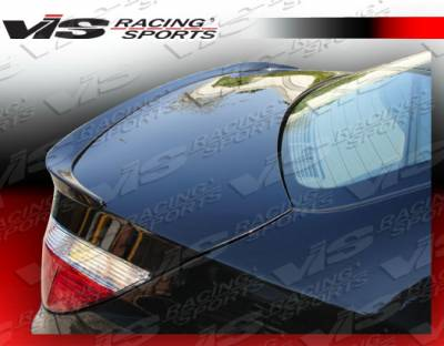 Spoilers - Custom Wing - VIS Racing - BMW 5 Series VIS Racing Euro Tech Spoiler - 04BME604DET-003