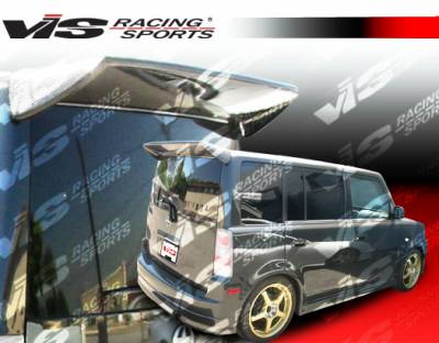 Spoilers - Custom Wing - VIS Racing - Scion xB VIS Racing Duke Carbon Fiber Rear Spoiler - 04SNXB4DDUK-023C