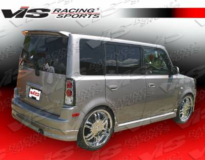 Spoilers - Custom Wing - VIS Racing. - Scion xB VIS Racing Techno R Spoiler - 04SNXB4DTNR-003