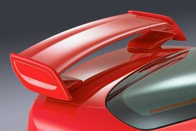 Spoilers - Custom Wing - VIS Racing - Chevrolet Cobalt VIS Racing SS Spoiler - 05CHCOB2DSS-003