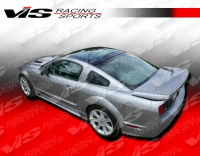 Spoilers - Custom Wing - VIS Racing - Ford Mustang VIS Racing Stalker Spoiler - 05FDMUS2DSTK-003