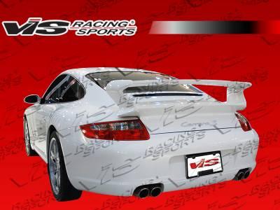 Spoilers - Custom Wing - VIS Racing - Porsche 911 VIS Racing D3 Spoiler - 05PS9972DD3-003