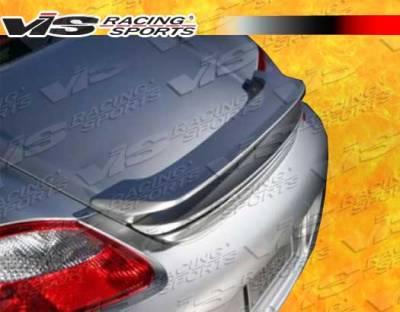 Spoilers - Custom Wing - VIS Racing - Porsche Boxster VIS Racing A Tech Spoiler - 05PSBOX2DATH-003
