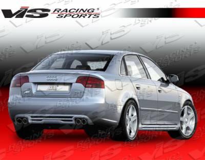 Spoilers - Custom Wing - VIS Racing - Audi A4 VIS Racing A Tech Spoiler - 06AUA44DATH-003