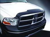 Accessories - Hood Protectors - AVS - Dodge Ram AVS Aeroskin Hood Shield - Chrome - 622004