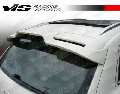 Spoilers - Custom Wing - VIS Racing. - Audi Q7 VIS Racing A Tech Roof Spoiler - 06AUQ74DATH-023