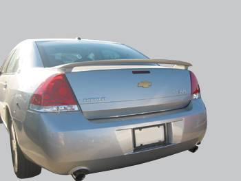 Spoilers - Custom Wing - VIS Racing - Chevrolet Impala VIS Racing Factory Style Spoiler - 06CHIMP4DOE-003