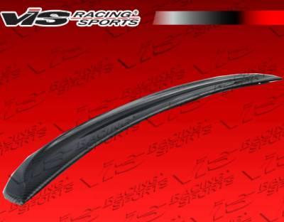 Spoilers - Custom Wing - VIS Racing - Lexus IS VIS Racing ISF Style Carbon Fiber Spoiler - 06LXIS34DISF-003C
