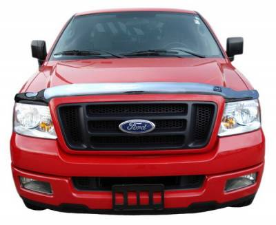 F150 - Front Bumper - Autovent Shade - Ford F150 Autovent Shade Hood Shield - 680033