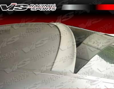 Spoilers - Custom Wing - VIS Racing - Lexus LS VIS Racing VIP Roof Spoiler - 07LXLS44DVIP-023