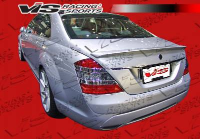 Spoilers - Custom Wing - VIS Racing - Mercedes-Benz S Class VIS Racing Laser Spoiler - 07MEW2214DLS-003