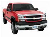Accessories - Hood Protectors - AVS - Chevrolet Trail Blazer AVS Hood Shield - Chrome - 680148