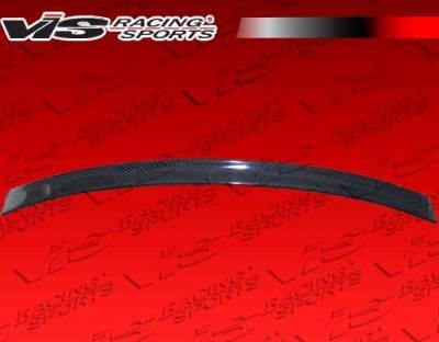 Spoilers - Custom Wing - VIS Racing - Audi TT VIS Racing OS Carbon Fiber Rear Trunk Spoiler - 08AUTT2DOS-003C