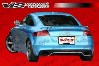 Spoilers - Custom Wing - VIS Racing - Audi TT VIS Racing RS Rear Spoiler - 08AUTT2DRS-003