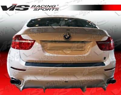 Spoilers - Custom Wing - VIS Racing - BMW X6 VIS Racing A Tech Spoiler - 08BME714DATH-003P
