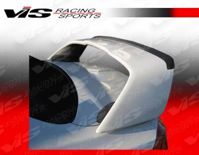Spoilers - Custom Wing - VIS Racing. - Mitsubishi Lancer VIS Racing Rally Spoiler - 08MTLAN4DRAL-003