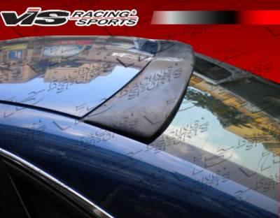 Spoilers - Custom Wing - VIS Racing - Audi A4 VIS Racing R Tech Roof Spoiler - 09AUA44DRTH-023P