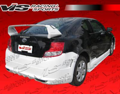 Spoilers - Custom Wing - VIS Racing - Scion tC VIS Racing A-Spec Rear Spoiler - 11SNTC2DASC-003