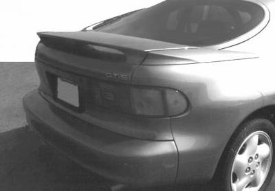 Spoilers - Custom Wing - VIS Racing - Toyota Celica VIS Racing Factory Style Wing with Light - 3PC - 49030L