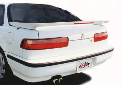 Spoilers - Custom Wing - VIS Racing - Acura Integra 2DR VIS Racing Wrap Around Mugen Style Wing - 49134L