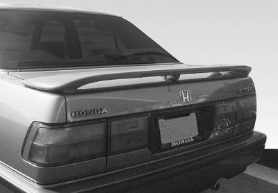 Spoilers - Custom Wing - VIS Racing - Honda Accord 4DR VIS Racing Wing with Light - 49212LL