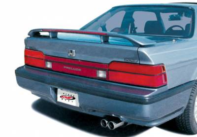 Spoilers - Custom Wing - VIS Racing - Honda Prelude VIS Racing Factory Style Wing with Light - 591105XL