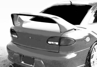 Spoilers - Custom Wing - VIS Racing - Chevrolet Cavalier VIS Racing Super Style Wing without Light - 591151-2
