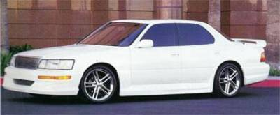 LS400 - Body Kits - Custom - LS400 Xenon Ground Effects Body Kit 6080