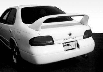 Spoilers - Custom Wing - VIS Racing - Nissan Altima VIS Racing Super Style Wing with Light - 591153-5V26L