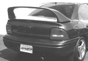 Spoilers - Custom Wing - VIS Racing - Dodge Neon VIS Racing Super Style Wing with Light - 591156-7V26L