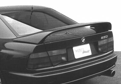 Spoilers - Custom Wing - VIS Racing - BMW 8 Series VIS Racing Thruster Style Wing with Light - 591173L