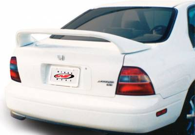 Spoilers - Custom Wing - VIS Racing - Honda Accord 2DR & 4DR VIS Racing Mid-Wing without Light -7 inch - 591185-2