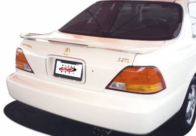 Spoilers - Custom Wing - VIS Racing - Acura TL VIS Racing Factory Style Wing with Light - 591229L