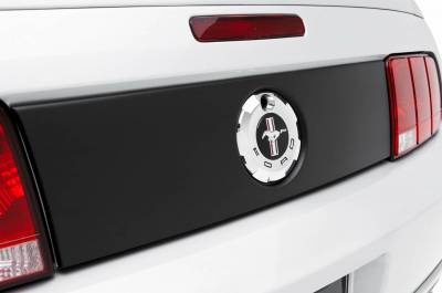 Mustang - Rear Add On - 3dCarbon - Ford Mustang 3dCarbon Taillight Blackout Panel - 691020