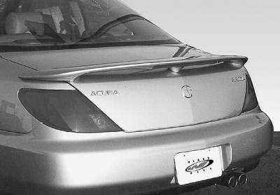 Spoilers - Custom Wing - VIS Racing - Acura CL VIS Racing Factory Style Spoiler with Light - 591267L