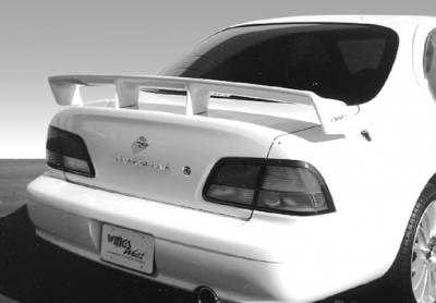 Spoilers - Custom Wing - VIS Racing - Nissan Maxima VIS Racing Touring Style Wing without Light - 591315-2