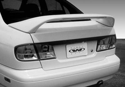 Spoilers - Custom Wing - VIS Racing - Infiniti G20 VIS Racing Thruster Style Wing with Light - 591427-V26L