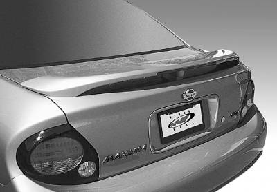 Spoilers - Custom Wing - VIS Racing - Nissan Maxima VIS Racing 2000 Factory Style Wing with Light - 591441L