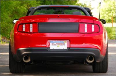 Mustang - Rear Add On - CDC - Ford Mustang CDC Rear Decklid Trim Panel - 1011-7005-01