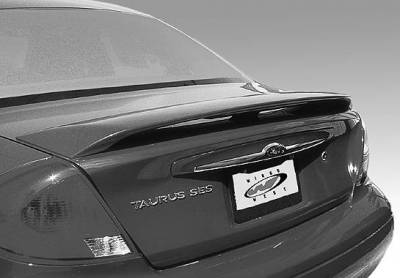 Spoilers - Custom Wing - VIS Racing - Ford Taurus VIS Racing 2000 3 Leg Factory Style Wing with Light - 591487L