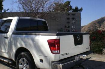 Suv Truck Accessories - Tonneau Covers - Cal-Lidz - Cal Lidz White Fiberglass Tonneau Cover 103310W