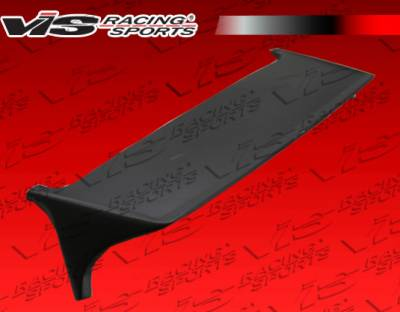 Spoilers - Custom Wing - VIS Racing - Honda Civic HB VIS Racing Z Speed Spoiler - 88HDCVCHBZSP-023